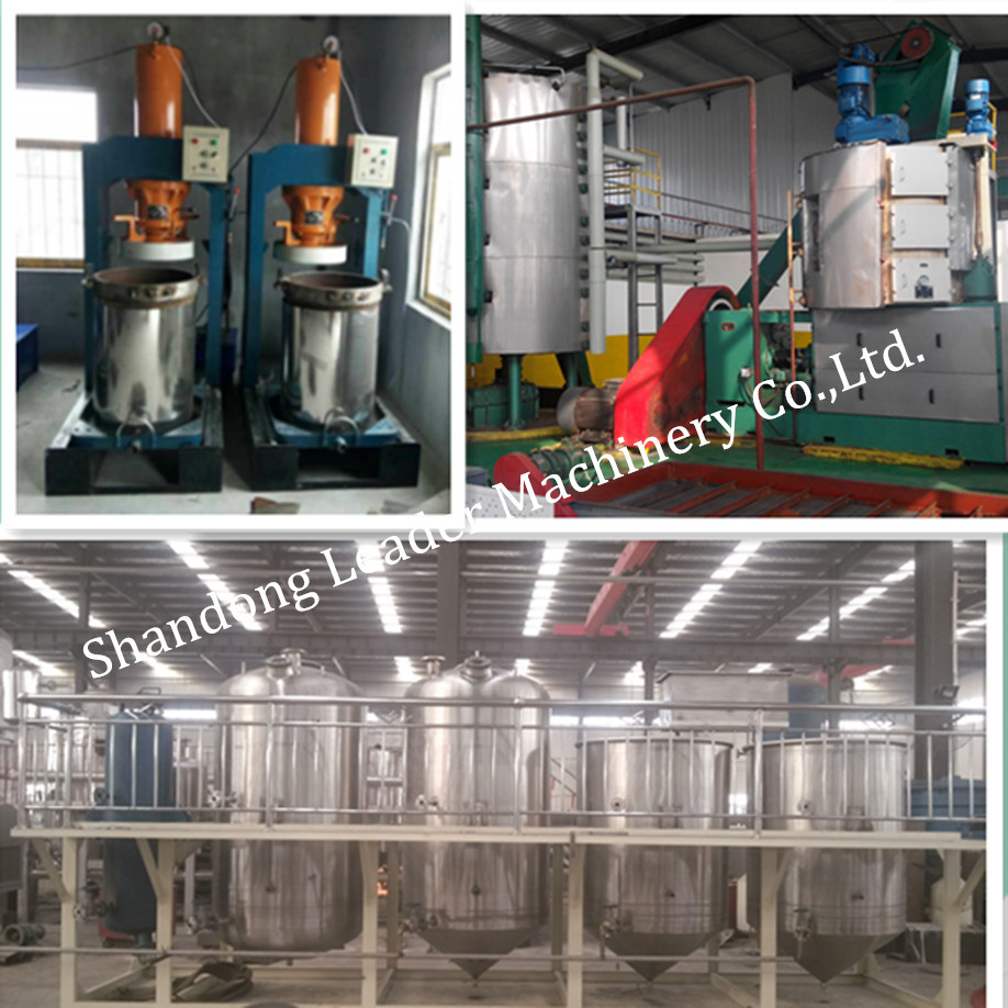 Good performance cold oil extraction machine