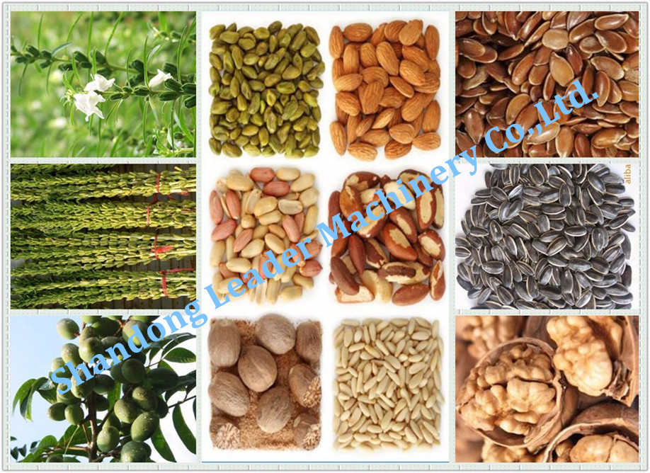 2016 Hot Selling Automatic Mini Press Machine Oil Seeds
