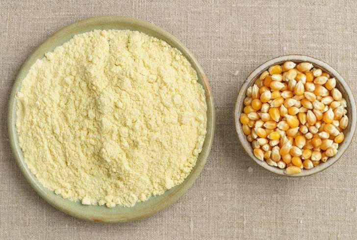 Nutritional compounding of multi grain and nutritious corn flour