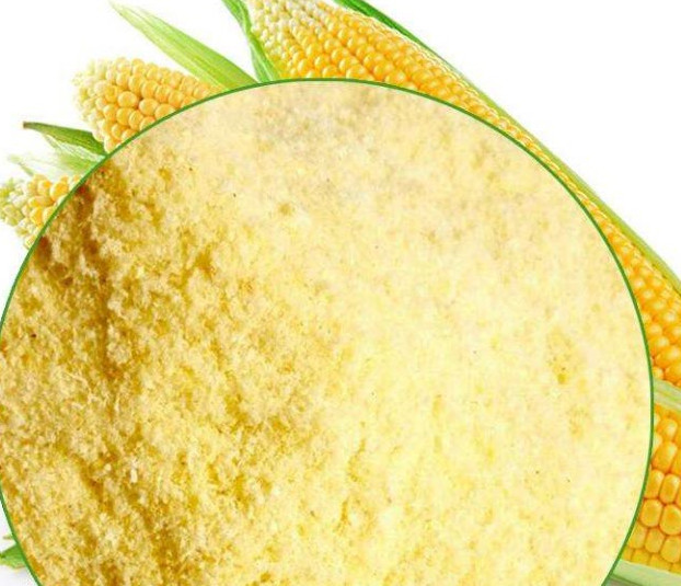 Application of modified corn meal in food