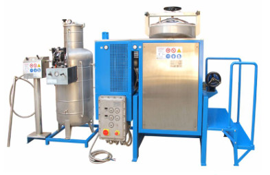 Application of solvent extraction equipment in uranium hydrometallurgy process in China