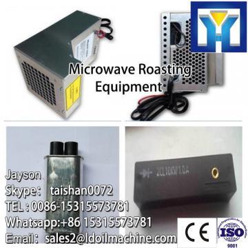 Squid Industrial Tunnel Continuous Conveyor Belt Type Microwave Dryer Machine