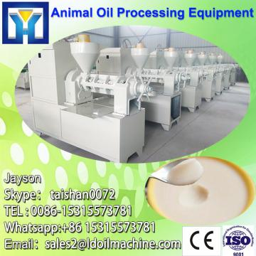 The good edible oil refinery project with good quality machine