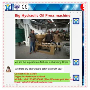 Good quality 300-400kg/h electric screw oil press machine with two vacuum filter barrel HJ-PR100