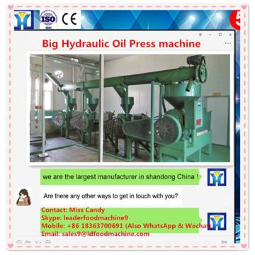 Hot Sale new design small size big capacity sunflower oil mill press