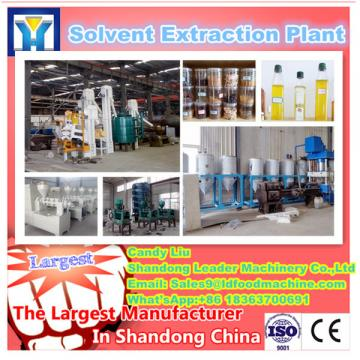 Certificate confirmed castor seed oil production line