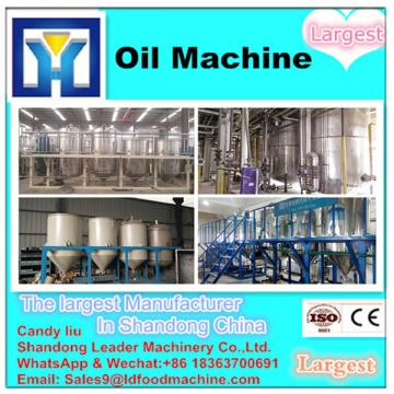 New type hydraulic castor oil press machine