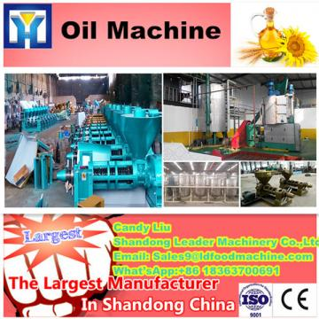Automatic hemp seed oil press machine