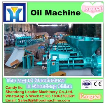 Small scale cooking oil machine