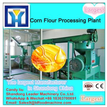 Crude palm oil refinery plant for edible oil refining line