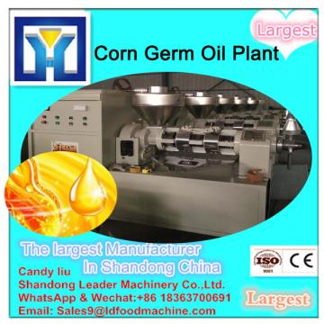 20T/D crude vegetable oil Continuous cooking oil refinery