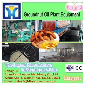 Edible oil making groundnut oil pressing extraction plant with CE
