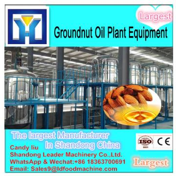 1-10TPD mini plant castor oil refining machine