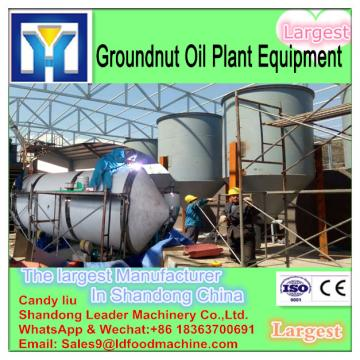 50TPD crude sunflower seed oil refinery equipment