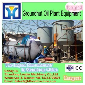 LD'e company for castor seeds oil refining equipment