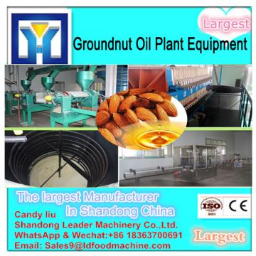 PLC controlled machine make peanut cooking oil