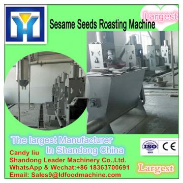 Full automatic crude copra oil refining machine with low consumption