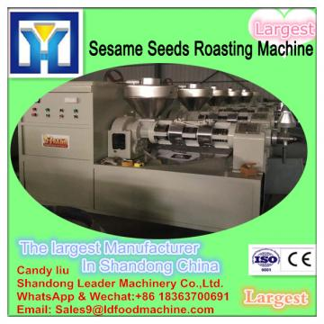 High quality 100 tons sesame press machine wood