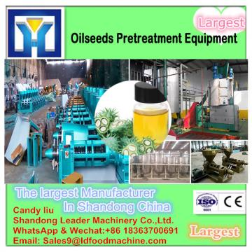 The good mini crude oil refinery plant cost for sesame oil making machine