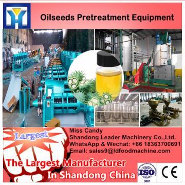 New design oil soybean mill with saving energy
