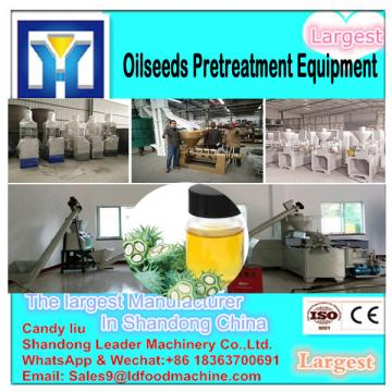 Rapeseed Oil Production Plant