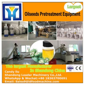 Hot selling 50TPD coconut oil fractionation machine