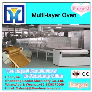 2017 hot sale China stainless steel Continuous stainless steel tunnel multi-layer conveyor belt dryer for vegetables and fruits
