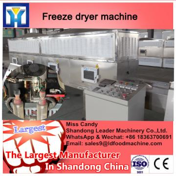 80m2 low noise Vacuum Freeze Dryer 800kg per batch for vegetable