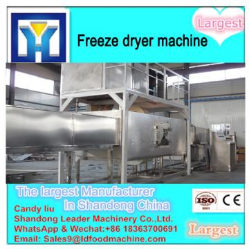 100m2 lyophilizer machine equipment for fruits