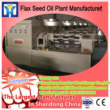 Hot sale small cotton processing machine