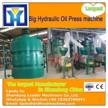 hot press 50Kg/h canola oil press machine/home soybean oil extraction machine