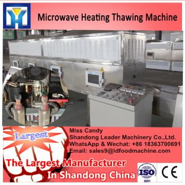 China Cold Chain fast food heating White Shrimp Microwave  machine / factory