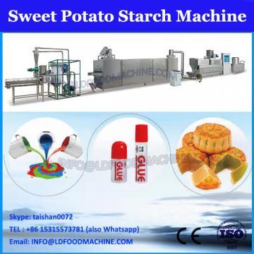 full stainless steel hygiene class Sweet potato/cassava Starch processing machine & starch flash dryer