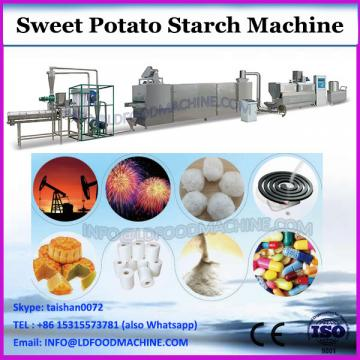 Diminutive sweet potato processing line