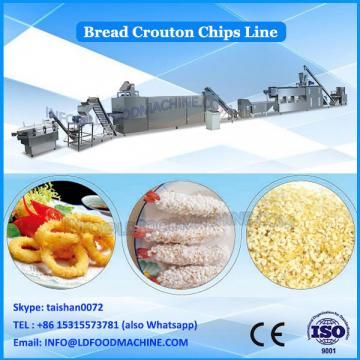 bread croutons food machine