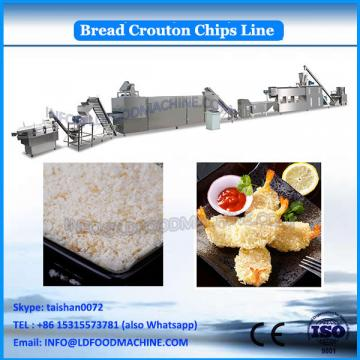 full automatic bread crouton machine