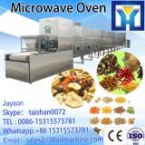 Stevia high temperature dryer mesh conveyor belt type microwave dryer