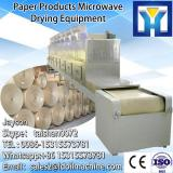 304# stainless steel tea leaf drying machine/ microwave drying oven / tunnel type
