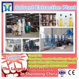 Turn key line automatic soybean oil machine