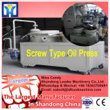 Automatic equipment peanuts oil press/castor seed oil expeller in hot&cold press
