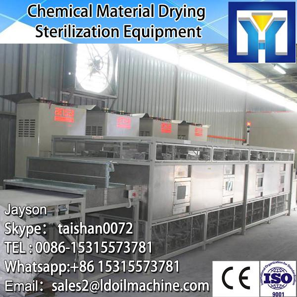 The  selling production-- green tea powder microwave drying sterilization machine #1 image