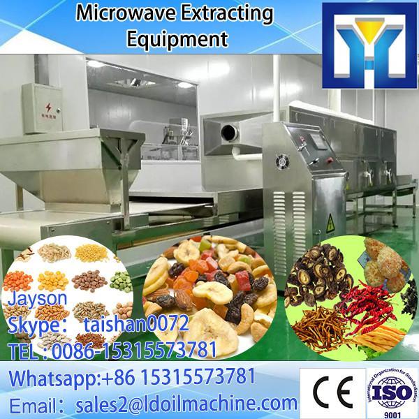 304#stainless steel microwave coffee powder backing/drying/roasting machine #3 image