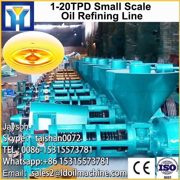 6YY-260 type walnut kernel hydraulic oil press machine #1 image