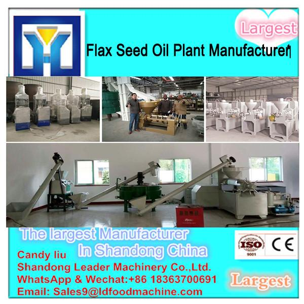 Small capacity castor bean oil extraction machine #3 image