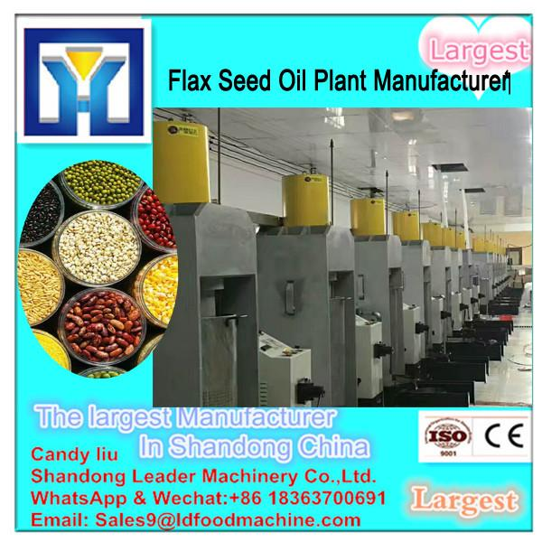 Small capacity castor bean oil extraction machine #1 image