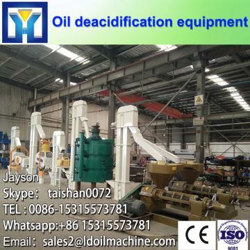 Vegetable oil deodorizer