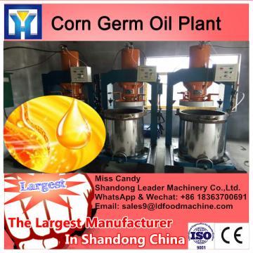 crude peanut/corn germ/cottonseed Batch Oil Refinery machine price