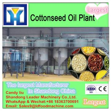 The high quality cooking sunflower oil pressing plant