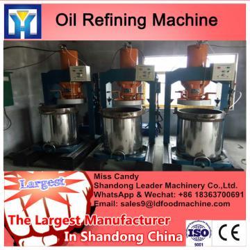 edible groundnut coconut sunflower mustard oil refining machine/oil making machine