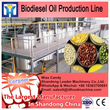 High efficiency crude rice bran oil processing plant
